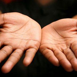 Le langage des mains